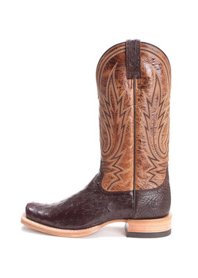 Ariat International, Inc. Ariat | Relentless Full Quill Ostrich Boot