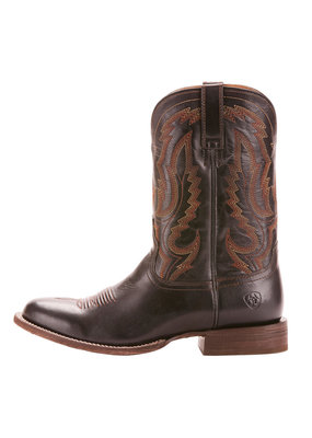 Ariat International, Inc. Ariat | Black Competitor Round Toe Boot