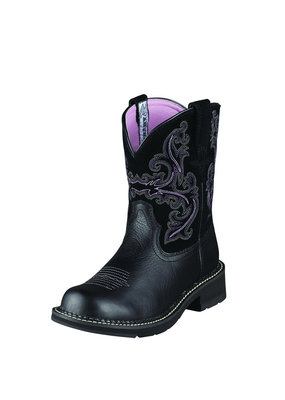 Ariat International, Inc. Ariat | Ladies Black Fatbaby II Boot
