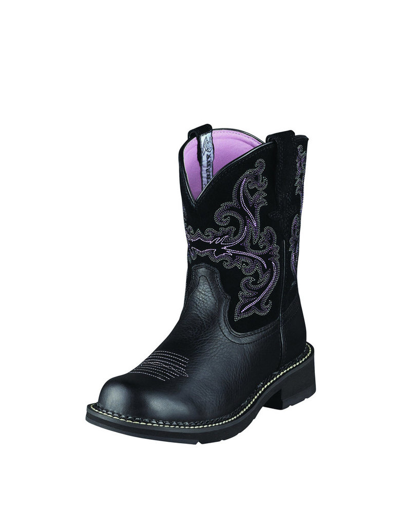 Ariat International, Inc. Ariat | Ladies Black Fatbaby II Boot