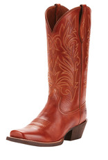 Ariat International, Inc. Ariat | Ladies Brown Stockyards Boot