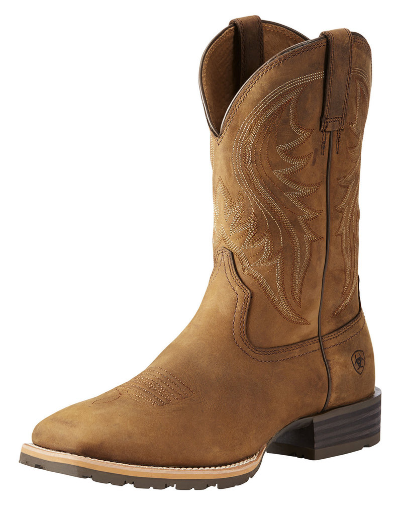 Ariat International, Inc. Ariat | Ladies Distressed Brown Hybrid Rancher Boot