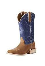 Ariat International, Inc. Ariat | Ladies Navy Bandana Circuit Savana Boot