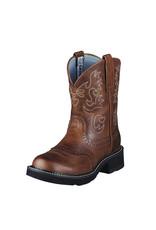 Ariat International, Inc. Ariat | Ladies Russet Rebel Fatbaby Saddle Boot