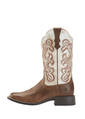 Ariat International, Inc. Ariat | Ladies Sandstorm Quickdraw Boot