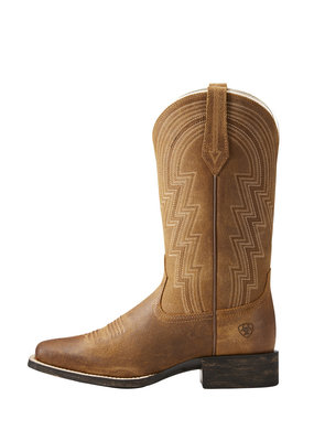 Ariat International, Inc. Ariat | Ladies Tan Round Up Waylon Boot