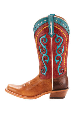 Ariat International, Inc. Ariat | Ladies Wildhorse Tan Cowtown Cutter Boot