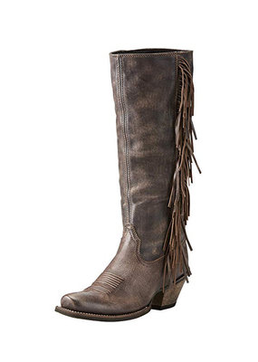 Ariat International, Inc. Ariat | Ladies Tack Room Chocolate Leyton Boot