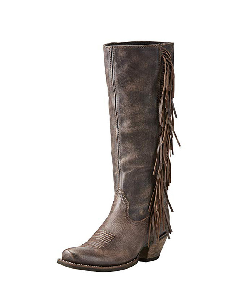 Ariat International, Inc. Ariat | Ladies Tack Room Chocolate Leyton Boot