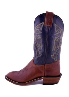 Olathe Boot Co. Olathe | Redwood Mirage U-Toe Boot