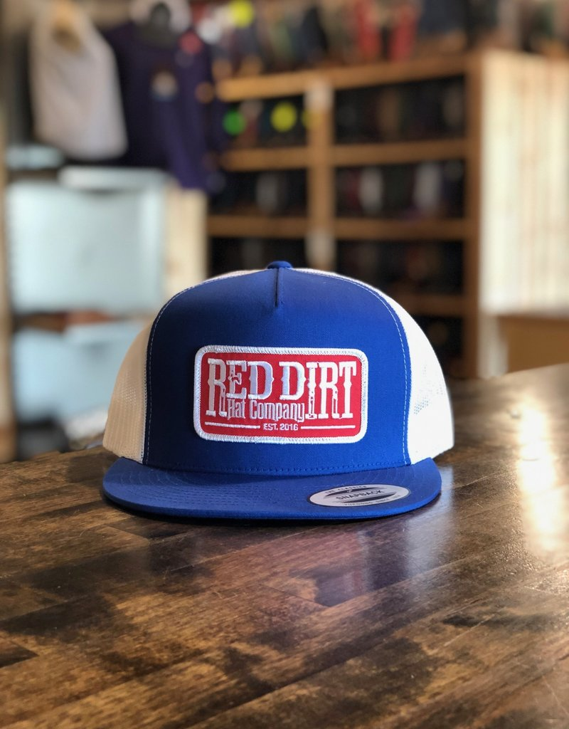 Red Dirt Hat Co. Red Dirt Hat Co. Tag Patch Trucker Cap