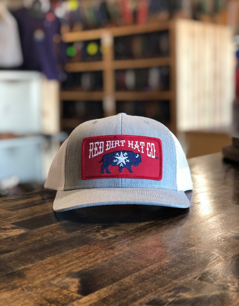 Red Dirt Hat Co. Red Dirt Hat Co. Republic of Texas Cap