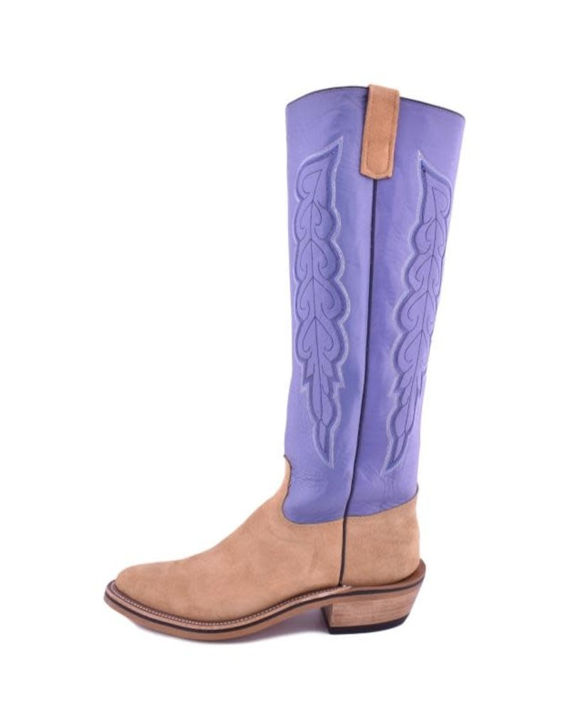 Olathe Boot Co. Olathe   Porcupine J-Toe Tall Top Boot
