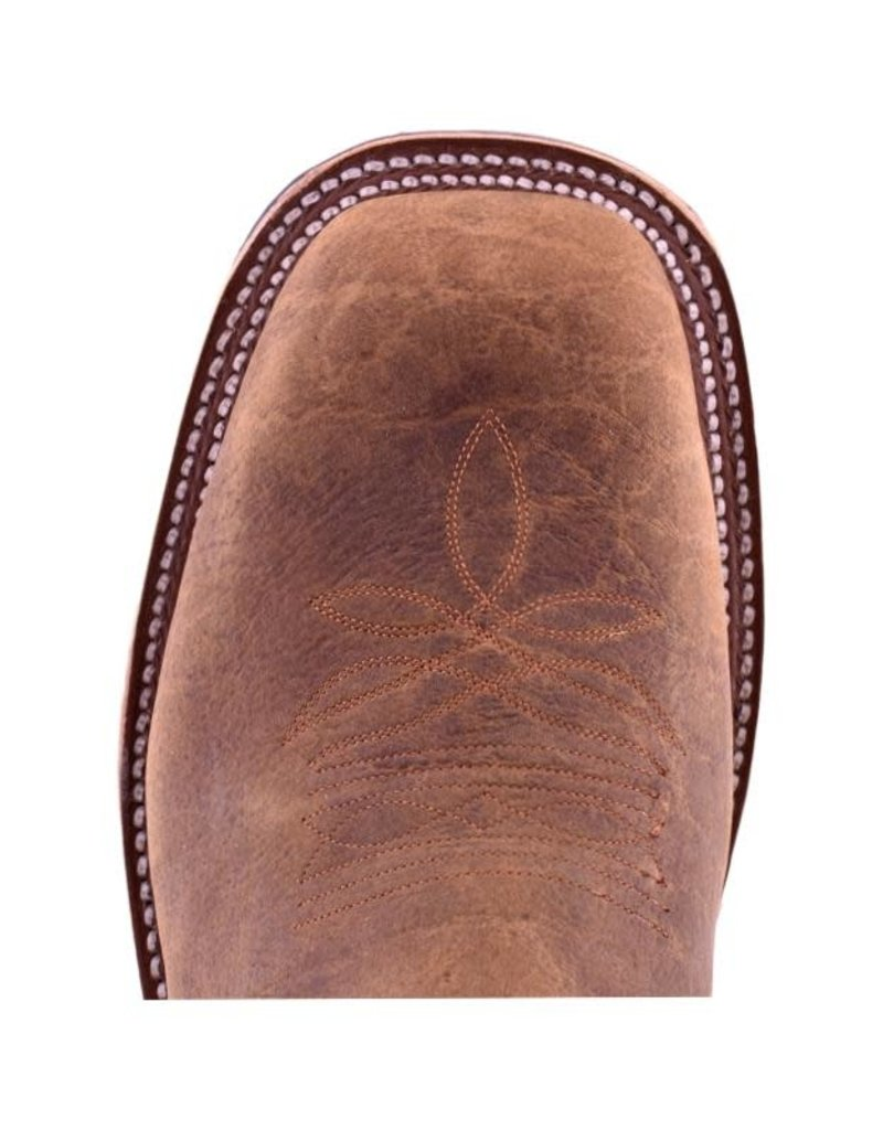 Olathe Boot Co. Olathe | Natural Brahma Bison Boot