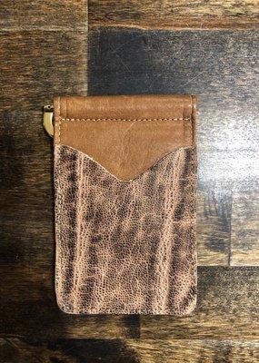 AB/Rios Elephant Money Clip Wallet