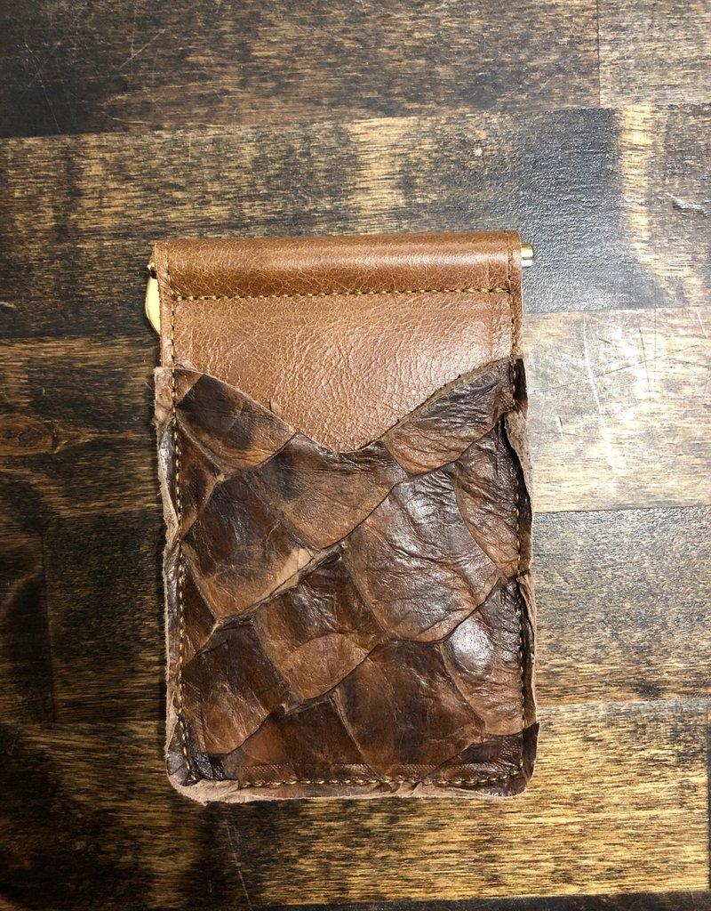 Anderson Bean Boot Company AB/Rios Big Bass Money Clip Wallet