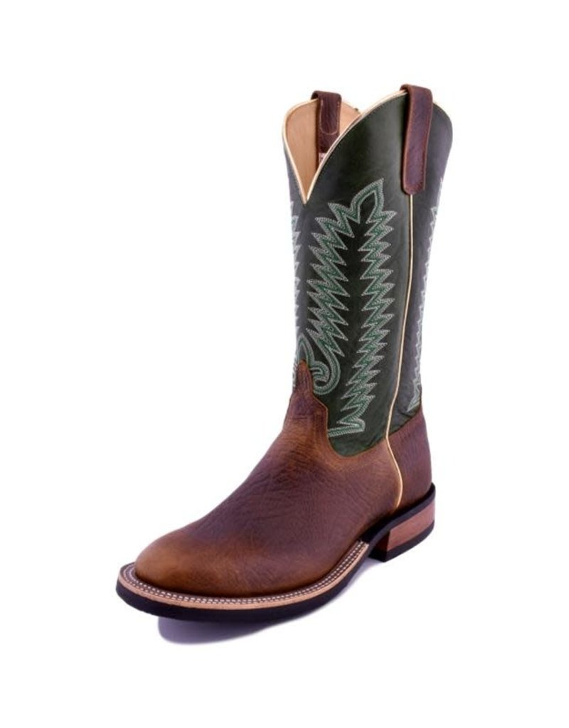 Anderson Bean Boot Company Anderson Bean | Natural Twister Roper-Toe Boot
