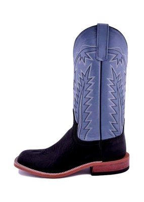 Anderson Bean Boot Company Anderson Bean | Black Oiled Shoulder Boot
