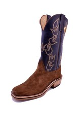 Olathe Boot Co. Olathe Boot Co Latte & Bacon Roughout Boot
