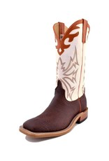 Anderson Bean Boot Company Anderson Bean   Rust Slanted Buffalo Boot