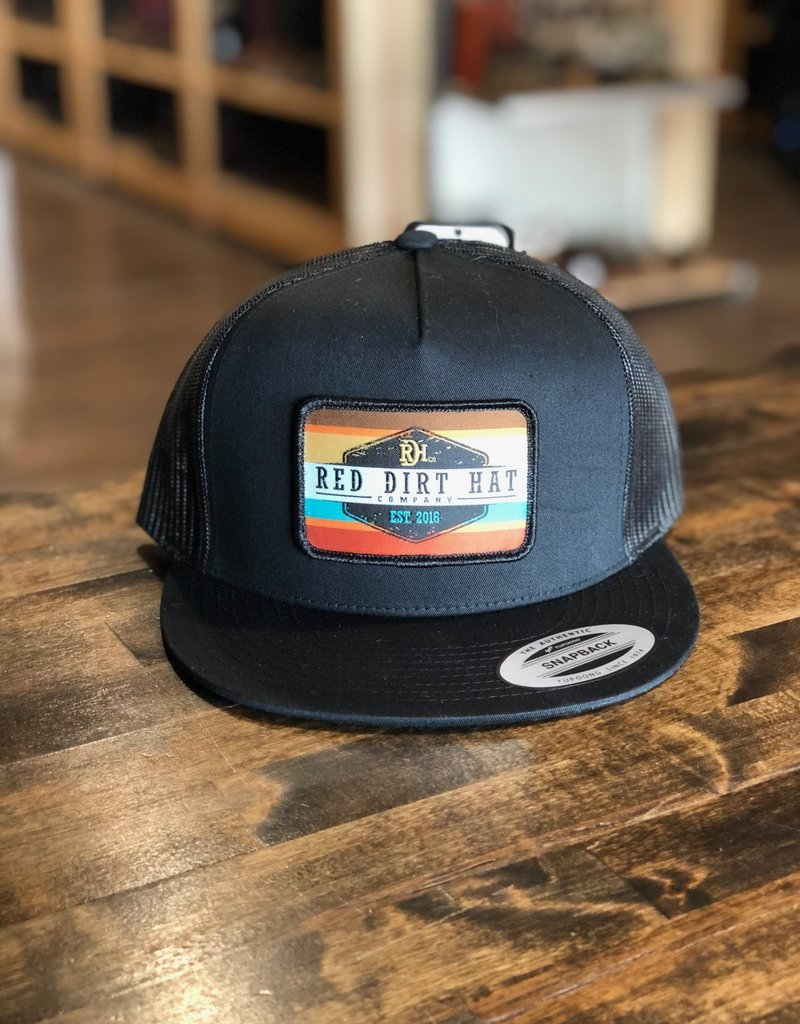 Red Dirt Hat Co. Red Dirt Hat Co. Army Sunset 5 Panel Cap