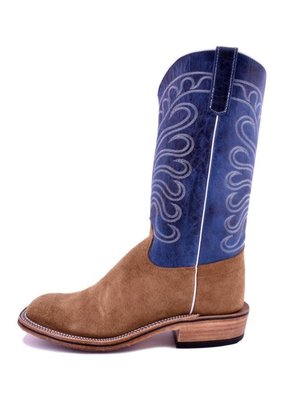 Olathe Boot Co. Olathe Boot Co | Beeswax R/O Mesquite Boot