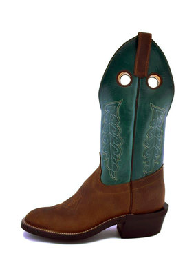 Olathe Boot Co. Olathe Boot Co Chocolate Sow DayHand Boot