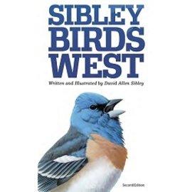 SIBLEY BIRDS WEST