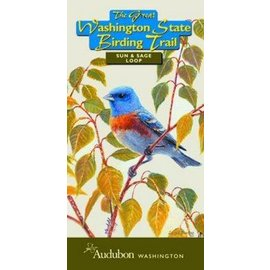 SUN & SAGE LOOP BIRDING TRAIL MAP