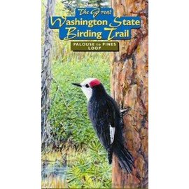 PALOUSE TO PINE BIRDING TRAIL MAP