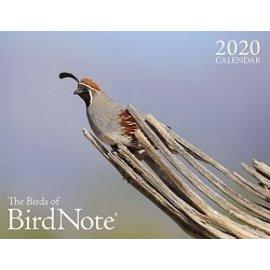 2020 Birdnote Calendar