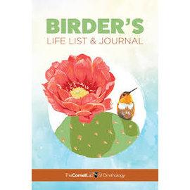 Cornell Lab Birder's Life List & Journal