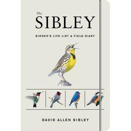 SIBLEY BIRDER'S LIFELIST & FIELD JOURNAL
