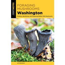 Foraging Mushrooms WA: Finding, Identifying & Preparing Edible Wild Mushrooms