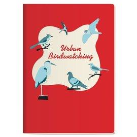Urban Birdwatching Notebook