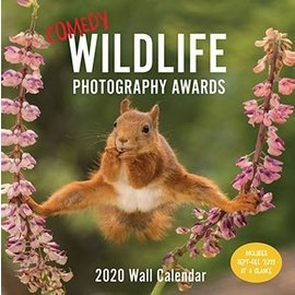 2020 Wildlife Comedy Photography Calendar
