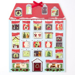 Forest Friends Advent Calendar