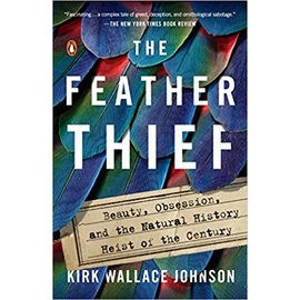 THE FEATHER THIEF, PB