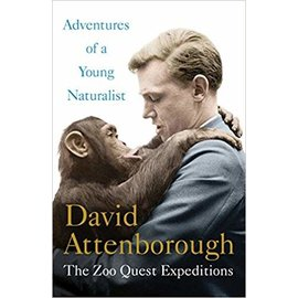 ADVENTURES OF A YOUNG NATURALIST, PB