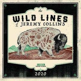 2020 Wild Lines Calendar