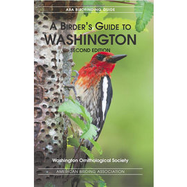 BIRDER'S GUIDE TO WASHINGTON, 2nd Edition