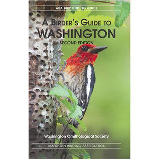 BIRDER'S GUIDE TO WASHINGTON, 2nd Edition