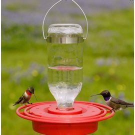 BEST ONE 8OZ. HUMMINGBIRD FEEDER