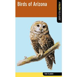 Birds of Arizona (Falcon Guides)