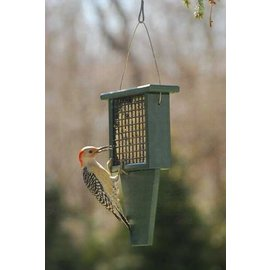 TAIL PROP SUET FEEDER - RECYCLED PLASTIC