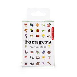 3-D Forager's Playing Cards