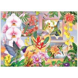 Hummingbird Magic, 500 pc puzzle