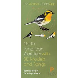 North American Warblers Folding Guide