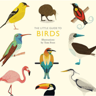 LITTLE GUIDE TO BIRDS
