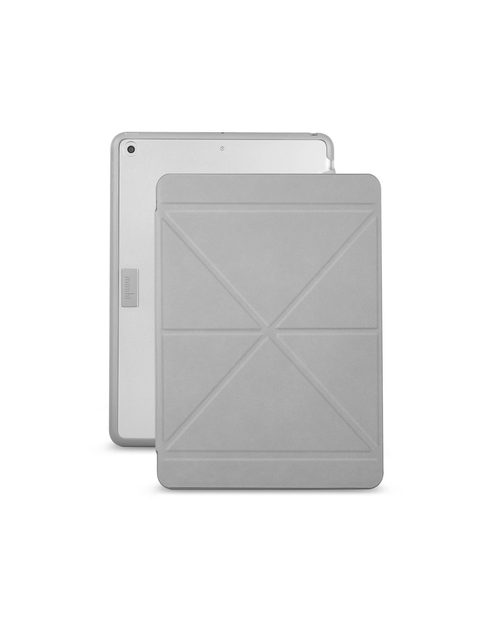 Moshi VersaCover for iPad (5th/6th Gen.) Gray